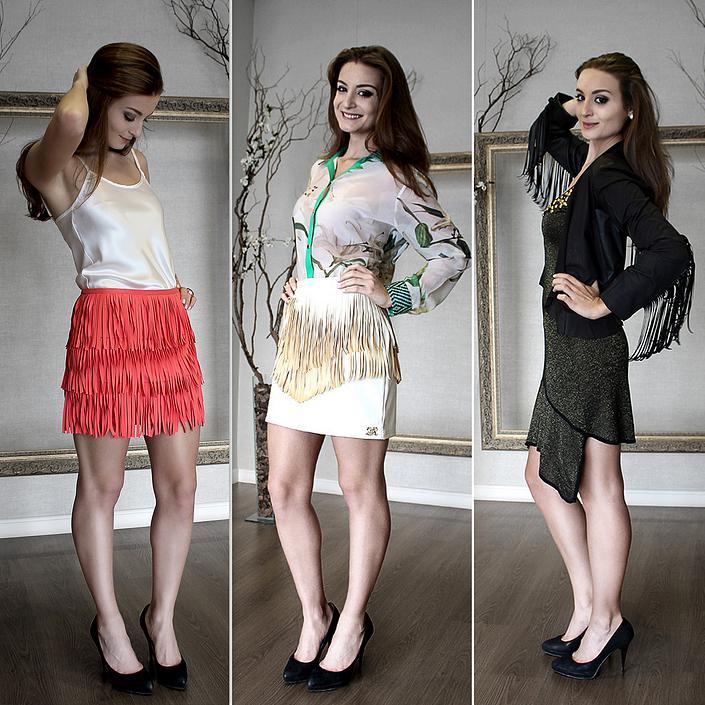 Moda: Aprenda a montar looks com Franjas