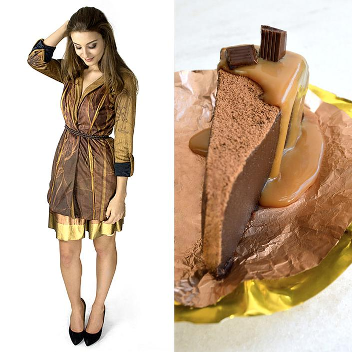 Fashion Food: Sobretudo x Torta de Chocolate