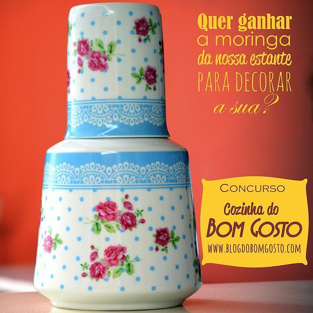 Concurso: 'Fature a Moringa do Bom Gosto'