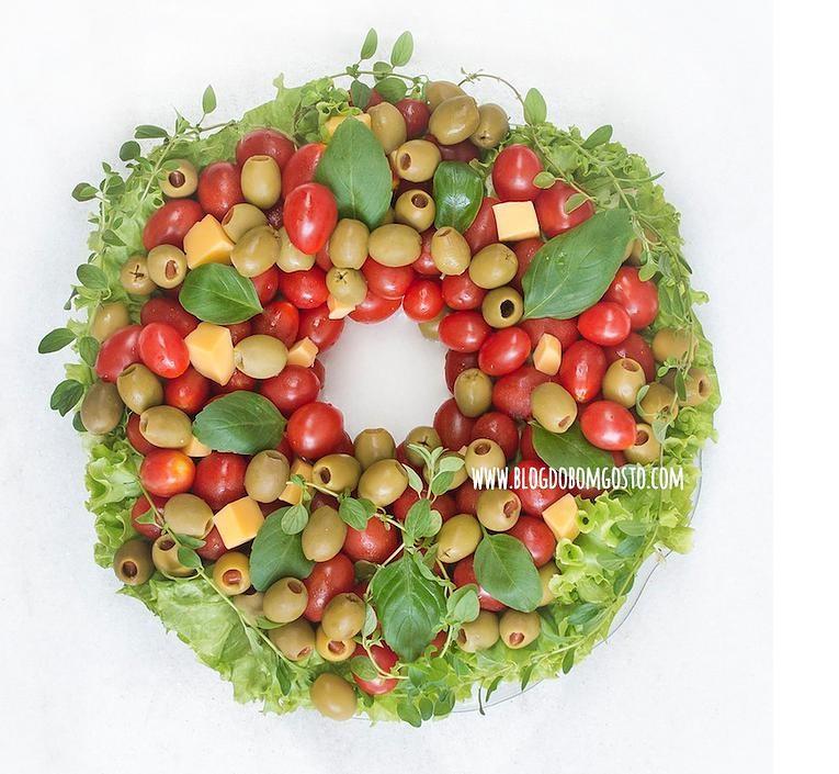 Salada 'Guirlanda'