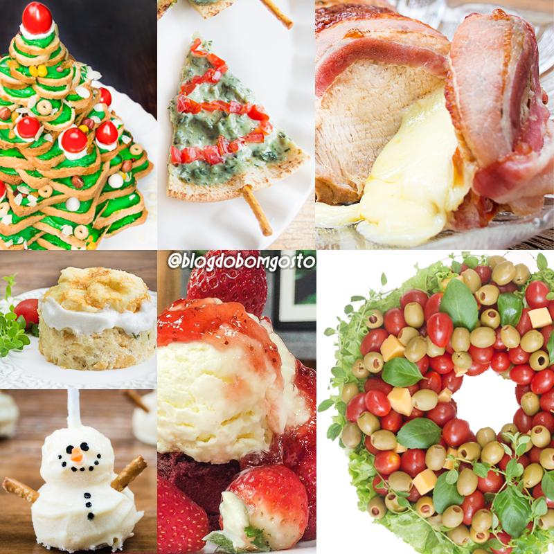 Veja e faça: LISTA de sugestões de receitas para a ceia Natal!