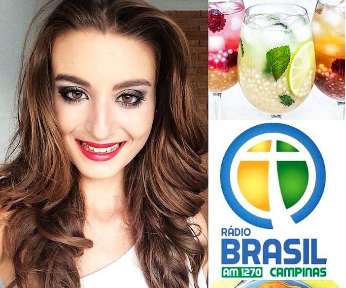 Reprise: Ouça a participação da Gabi Rossi na Rádio Brasil Campinas nesta segunda (9/2)!