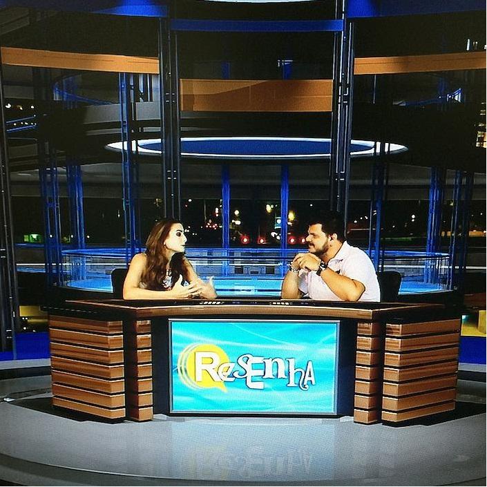 Reprise: Confira o VÍDEO com a participação da Gabi Rossi na TV Sol Comunidade – Indaiatuba
