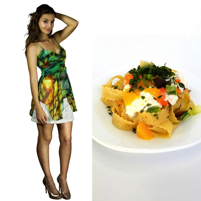 Fashion Food: Talharim x Look Primavera