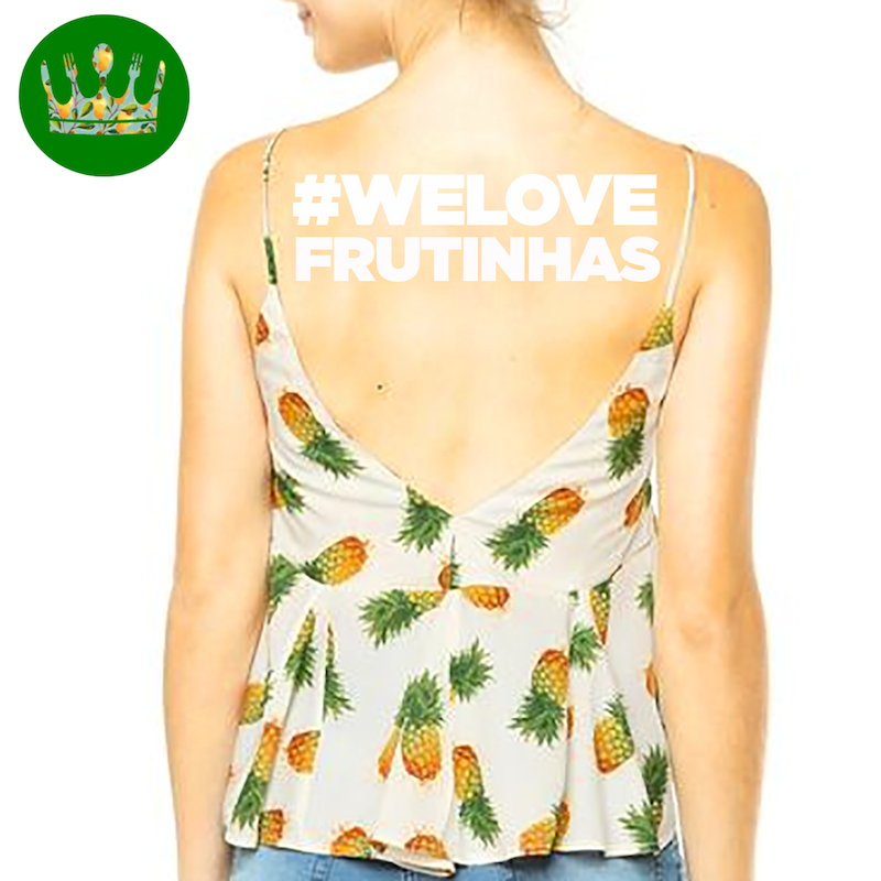 Moda: aposte nas frutinhas e arrase no Carnaval!