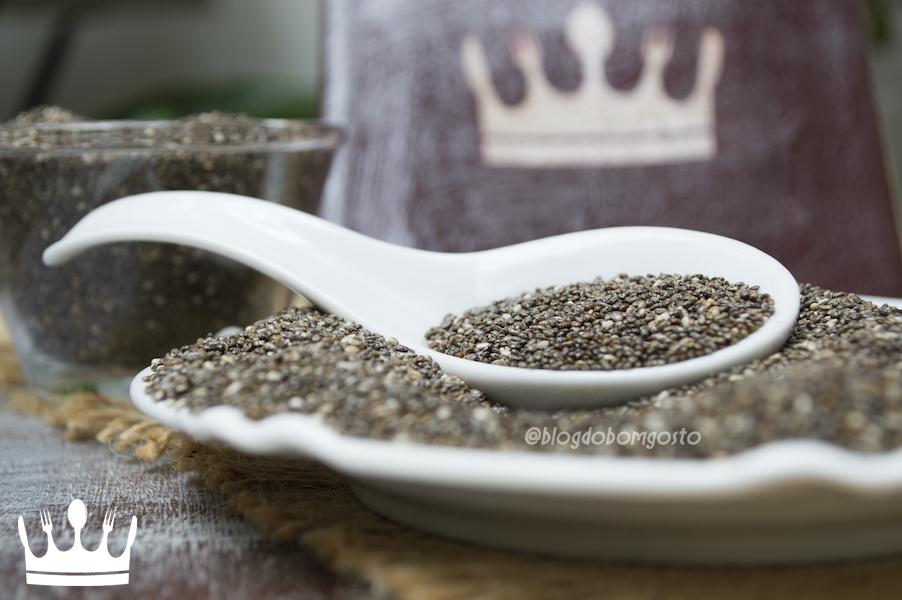 Bem-estar: inclua CHIA na alimentação e desfrute de seus benefícios