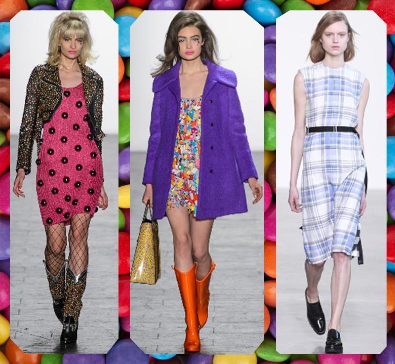 Moda: Piquenique, cerejas e doces nas passarelas da NYFW