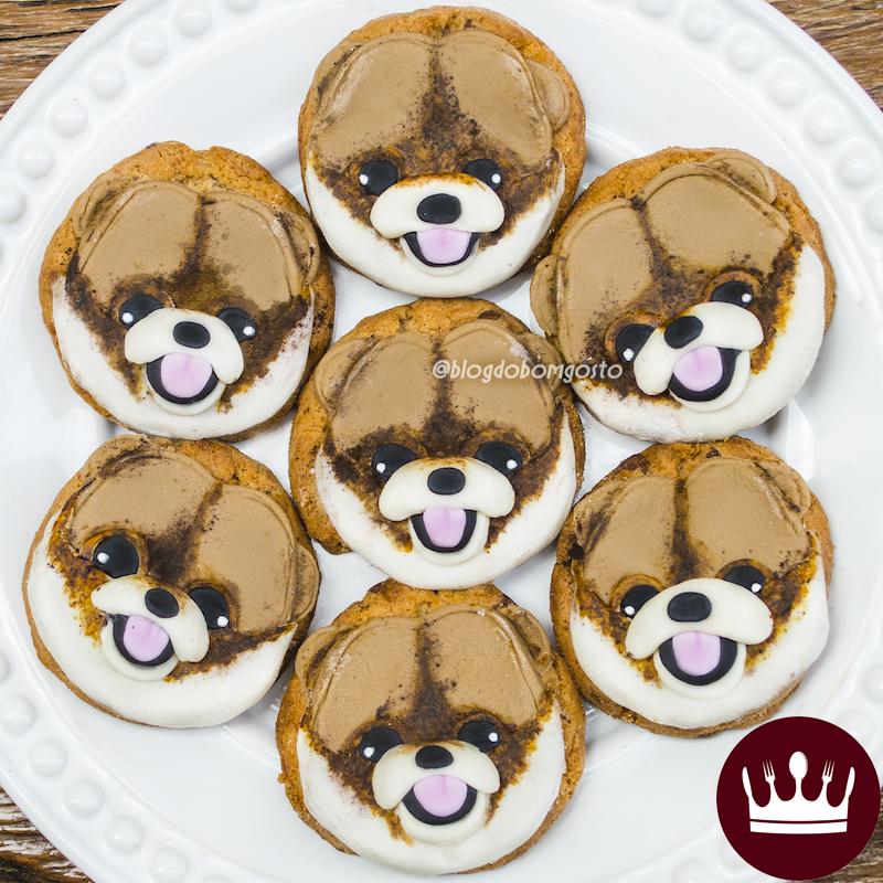Cookies Lulu da Pomerânia / Spitz Alemão / Boo