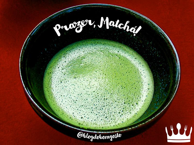Bem-estar: conheça o Matchá, um chá que ajuda a emagrecer!