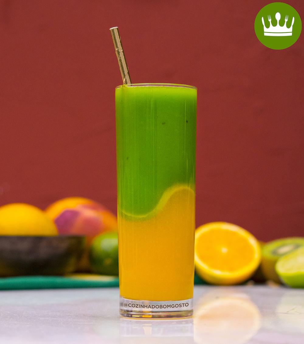 DRINK COPA DO MUNDO (receita pra torcer pelo Brasil!)