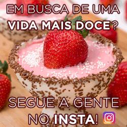 Instagram da Cozinha do Bom Gosto